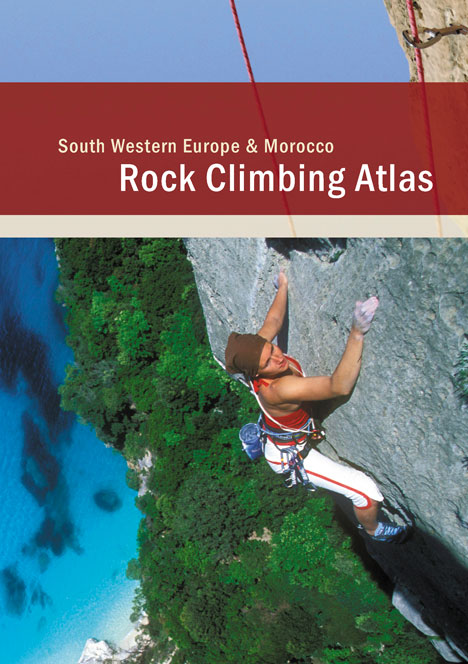 [ Rock Climbing Atlas - South Western Europe & Morocco ]
