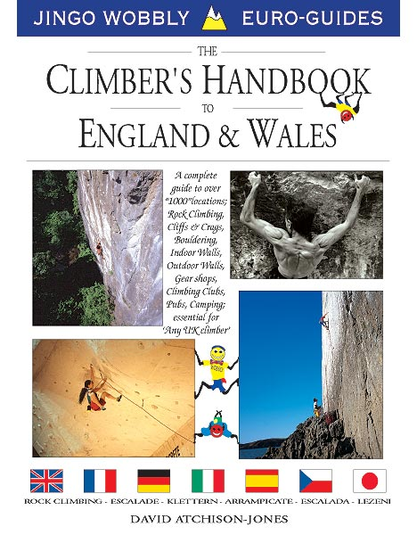 [ The Climber's Handbook to England & Wales ]